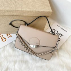 JTF7590-khaki Tas Selempang Pesta Wanita Elegan Import Terbaru