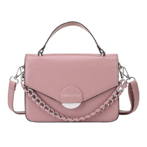 JTF7590-pink Tas Selempang Pesta Wanita Elegan Import Terbaru