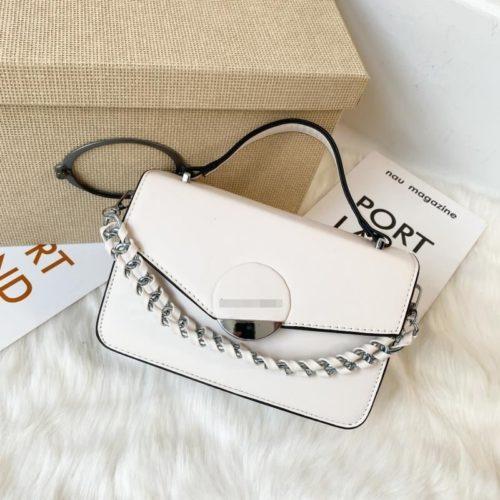 JTF7590-white Tas Selempang Pesta Wanita Elegan Import Terbaru