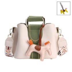 JTF76543 IDR.90.000 MATERIAL PU SIZE L20XH17XW10CM WEIGHT 560GR COLOR WHITE