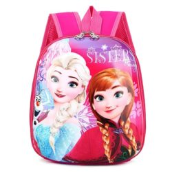 JTF776-frozen Tas Telur Ransel Anak Sekolah Import