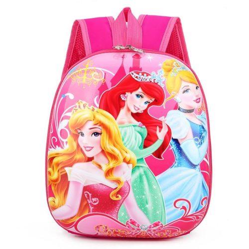 JTF776-princess Tas Ransel Anak Lucu Import Terbaru