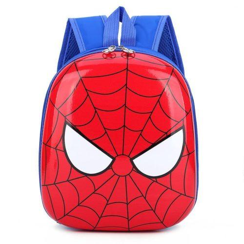 JTF776-spidermanred Tas Telur Ransel Anak Sekolah Import