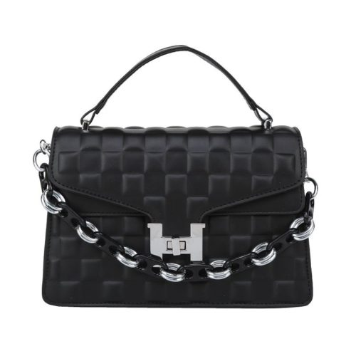 JTF77801-black Tas Selempang Elegan Wanita Cantik Import Terbaru