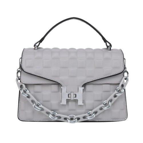 JTF77801-gray Tas Selempang Elegan Wanita Cantik Import Terbaru