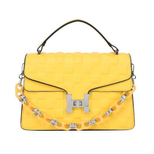 JTF77801-yellow Tas Selempang Elegan Wanita Cantik Import Terbaru