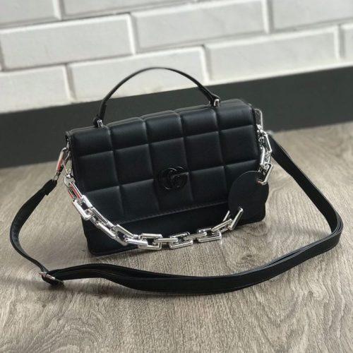 JTF77803-black Tas Handbag Selempang Wanita Cantik Terbaru