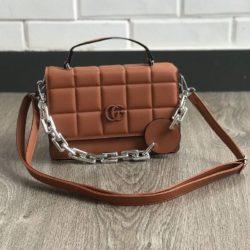 JTF77803-brown Tas Handbag Selempang Wanita Cantik Terbaru