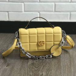 JTF77803-yellow Tas Handbag Selempang Wanita Cantik Terbaru