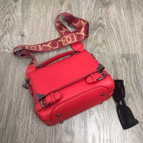 JTF77805-red Tas Selempang Import Wanita Cantik Terbaru