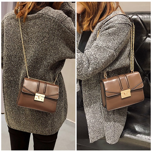 JTF8015 IDR.99.000 MATERIAL PU SIZE L20XH15XW7CM WEIGHT 450GR COLOR BROWN
