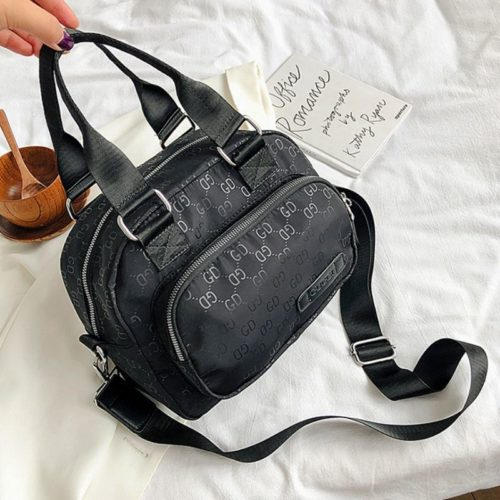 JTF81341-black Tas Selempang GD Fashion Import Wanita Cantik