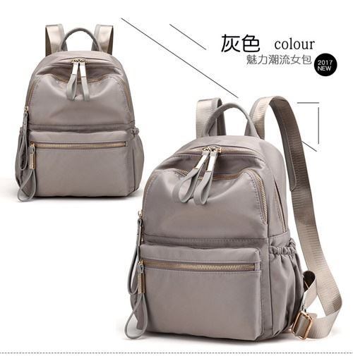 JTF813479 IDR.75.000 MATERIAL NYLON SIZE L26XH29XW13CM WEIGHT 500GR COLOR GRAY