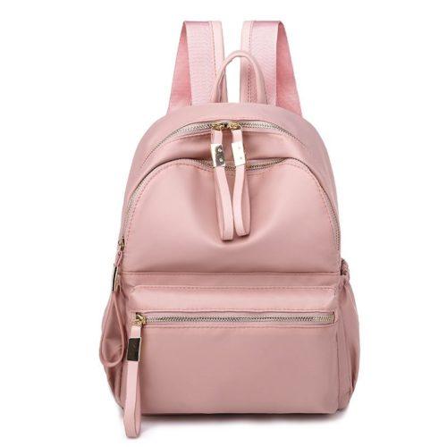 JTF813479-pink Tas Ransel Stylish Wanita Cantik Import Terbaru