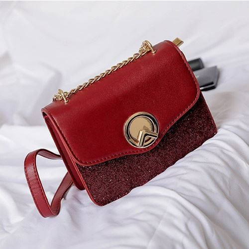 JTF8277 IDR.80.000 MATERIAL PU SIZE L18XH14.5XW7CM WEIGHT 400GR COLOR RED