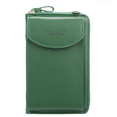 JTF8591-green Dompet Wanita Forever Baellerry Modis Terbaru