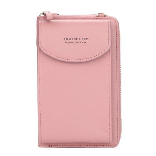 JTF8591-pink Dompet Wanita Forever Baellerry Modis Terbaru