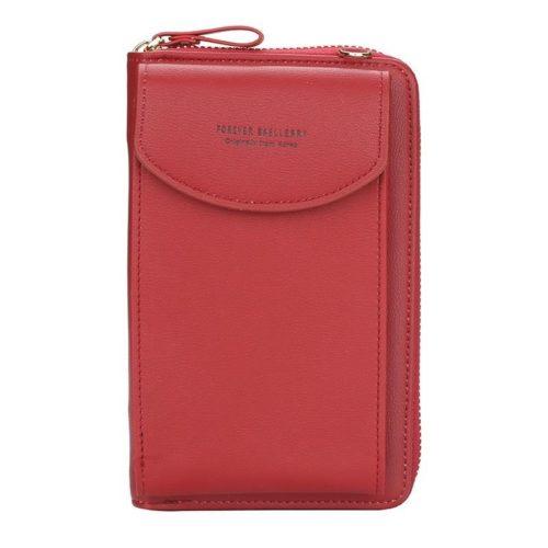 JTF8591-red Dompet Wanita Forever Baellerry Modis Terbaru