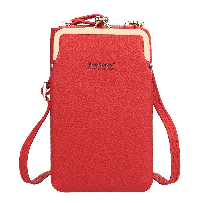 JTF86012 IDR.76.000 MATERIAL PU SIZE L19.5XH11XW5CM WEIGHT 300GR COLOR RED