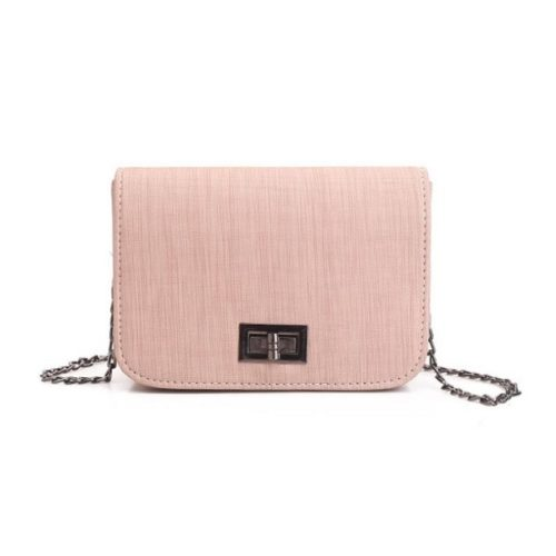 JTF8779-pink Tas Selempang Mini Import Cantik