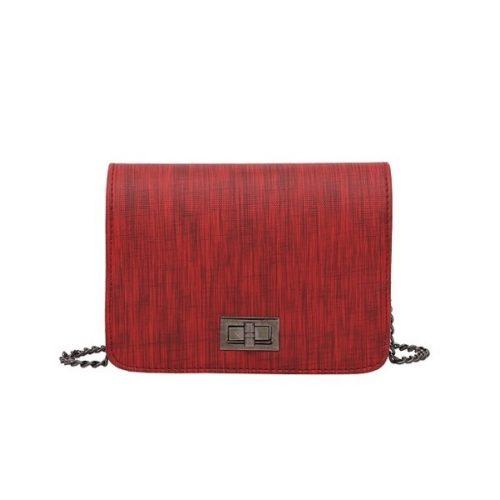 JTF8779-red Tas Selempang Mini Import Cantik