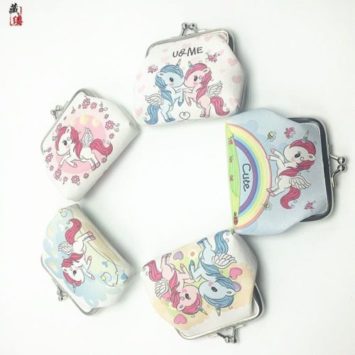 JTF881-littleponyrandom Pouch Little Pony Serba Guna Imut (Random)