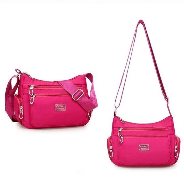 JTF8890 IDR.55.000 MATERIAL NYLON SIZE L26XH18.5XW10CM WEIGHT 400GR COLOR ROSE