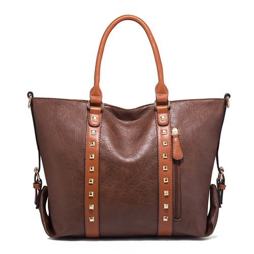 JTF8932 IDR.119.000 MATERIAL PU SIZE L30XH28XW16CM WEIGHT 850GR COLOR COFFEE