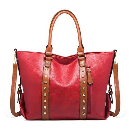 JTF8932 IDR.119.000 MATERIAL PU SIZE L30XH28XW16CM WEIGHT 850GR COLOR RED