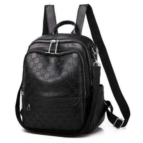 JTF8995-black Tas Ransel Stylish Fashion Wanita Terbaru