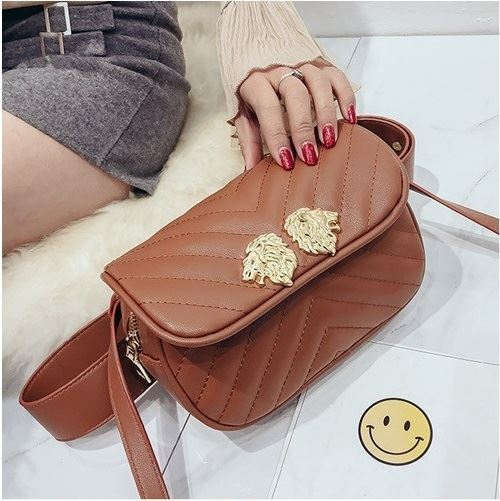 JTF905 IDR. 55.000 MATERIAL PU SIZE L22XH15XW8CM WEIGHT 450GR COLOR BROWN