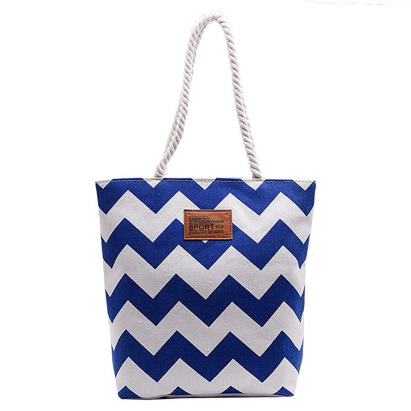 JTF90703 IDR.32.000  MATERIAL CANVAS SIZE L25XH32XW9CM WEIGHT 300GR COLOR BLUE