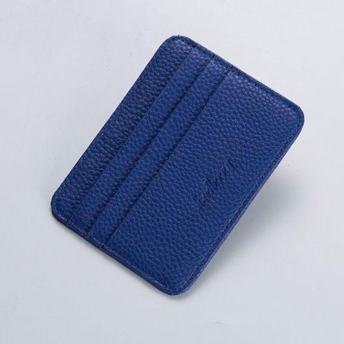 JTF9106-blue Dompet Card Holder BAELLERRY Import Cantik