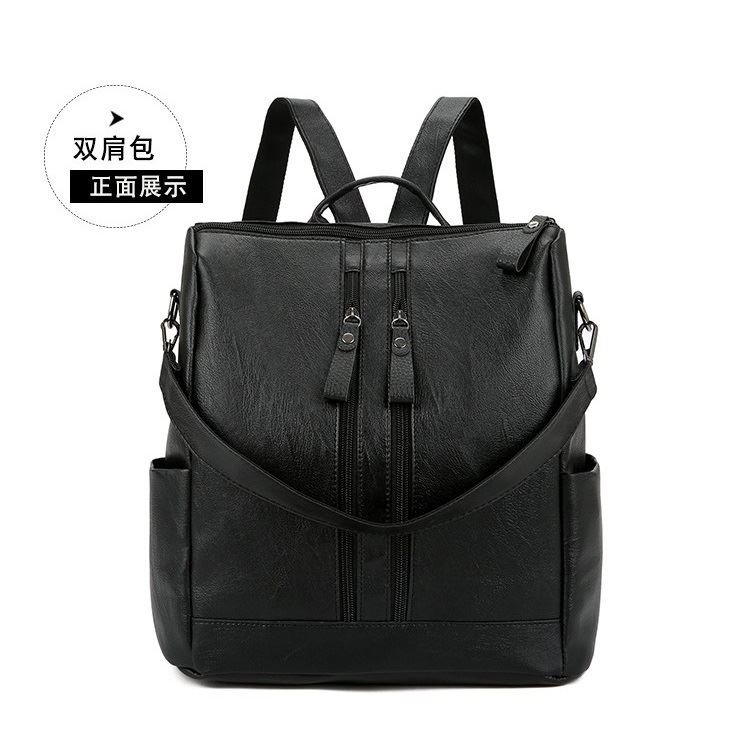 JTF911 IDR.50.000 MATERIAL PU SIZE L25XH27XW12CM WEIGHT 350GR COLOR BLACK