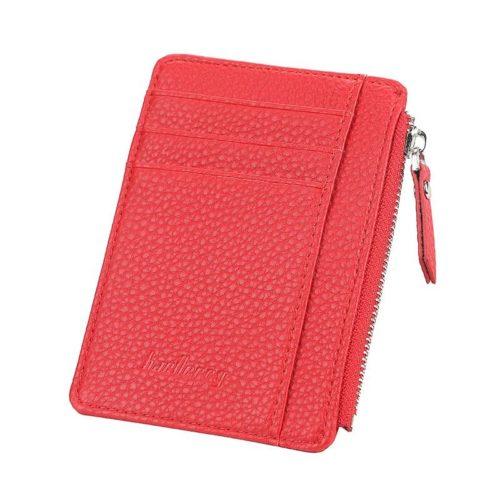 JTF9113-red Dompet Card Holder BAELLERRY Import