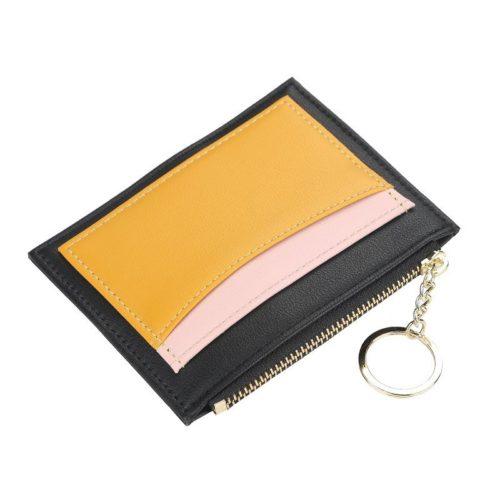 JTF9120-black Dompet Card Holder Import Cantik Terbaru