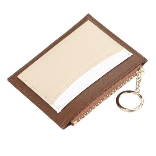 JTF9120-brown Dompet Card Holder Import Cantik Terbaru