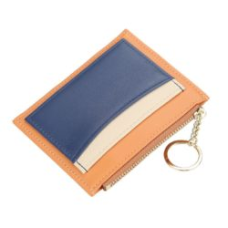 JTF9120-orange Dompet Card Holder Import Cantik Terbaru