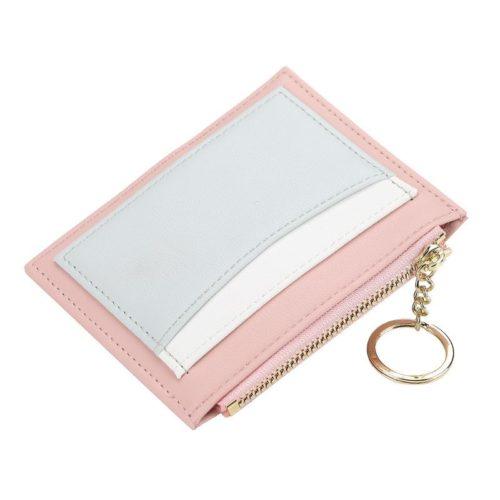 JTF9120-pink Dompet Card Holder Import Cantik Terbaru