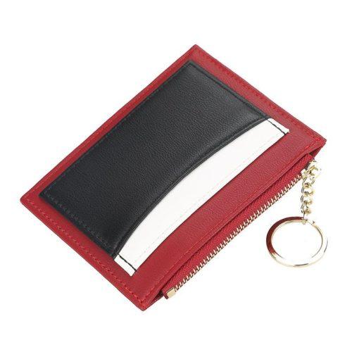 JTF9120-red Dompet Card Holder Import Cantik Terbaru