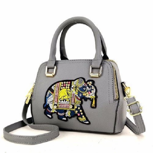 JTF91667 IDR.69.000 MATERIAL PU SIZE L23XH17XW12CM WEIGHT 550GR COLOR GRAY