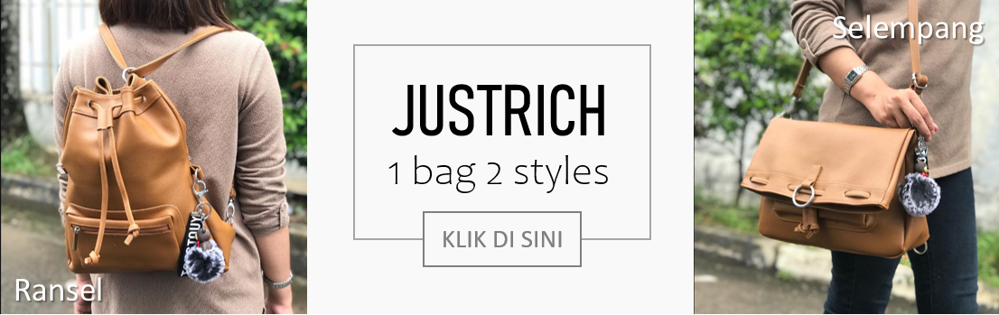 JUSTRICH JT1899 - Transformable Bag Series
