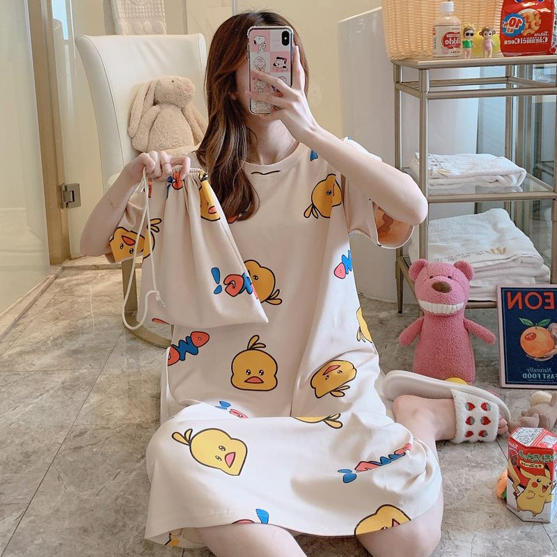 PJ4605 (FREE-POUCH) IDR.55.000 MATERIAL MILKSILK SIZE M,L,XL WEIGHT 200GR COLOR DUCK
