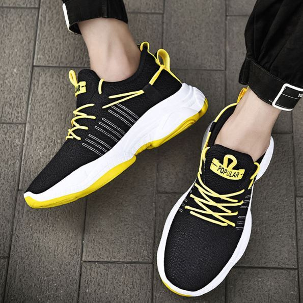 SHSWS1 IDR.145.000 MATERIAL EVA WEIGHT 700GR COLOR BLACKYELLOW SIZE 40,41,42,43,44
