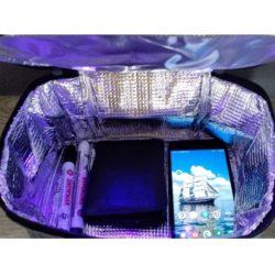Tas Sterilizer JT9002, Sinar UV dapat membunuh kuman dan virus