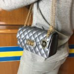 Tas VALENS Jelly Bag Branded Wanita Fashion Import - GRAY CLUTCH