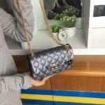 Tas VALENS Jelly Bag Branded Wanita Fashion Import - GRAY CLUTCH 2
