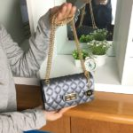 Tas VALENS Jelly Bag Branded Wanita Fashion Import - GRAY CLUTCH 3