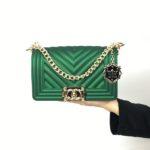 Tas VALENS Jelly Bag Branded Wanita Fashion Import -  JADE GREEN