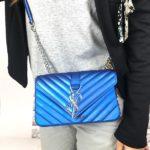 Tas VALENS Jelly Bag Branded Wanita Fashion Import - LIGHTNING BLUE